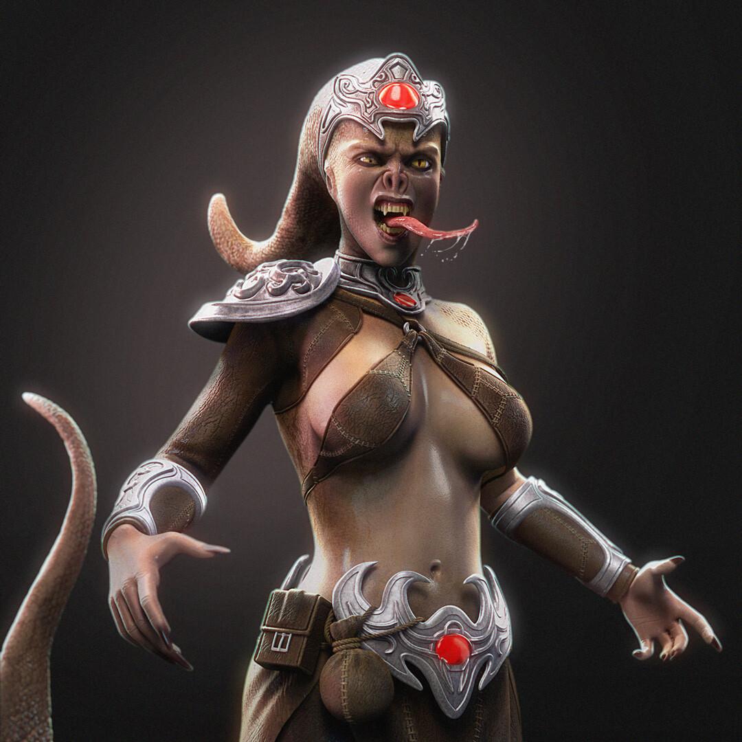 Queen Serpentine