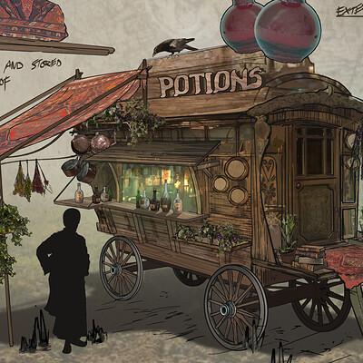 Jack reeves potion cart exploration8 copy