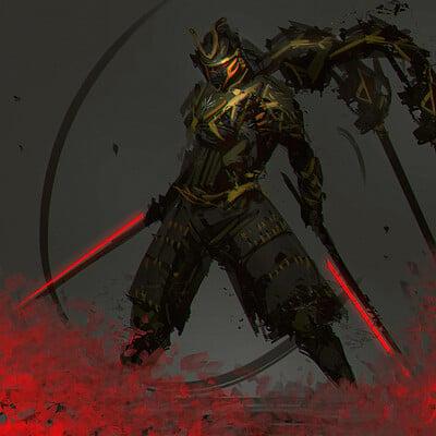 Benedick bana darkfall samurai final lores
