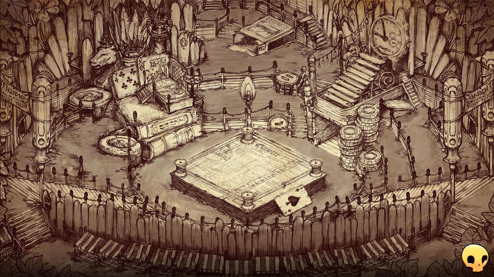 Tiny Stadium