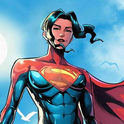Mayank kumarr supergirl flashpoint