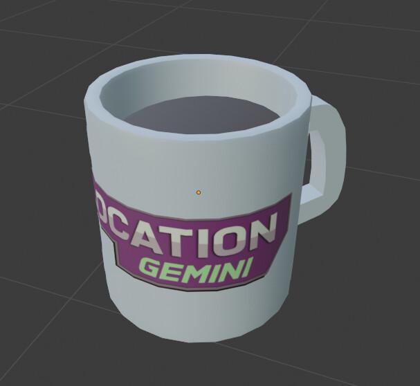 Fixed Mug