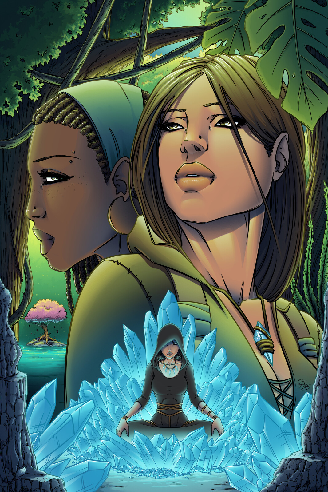Issue 4 Cover - Color