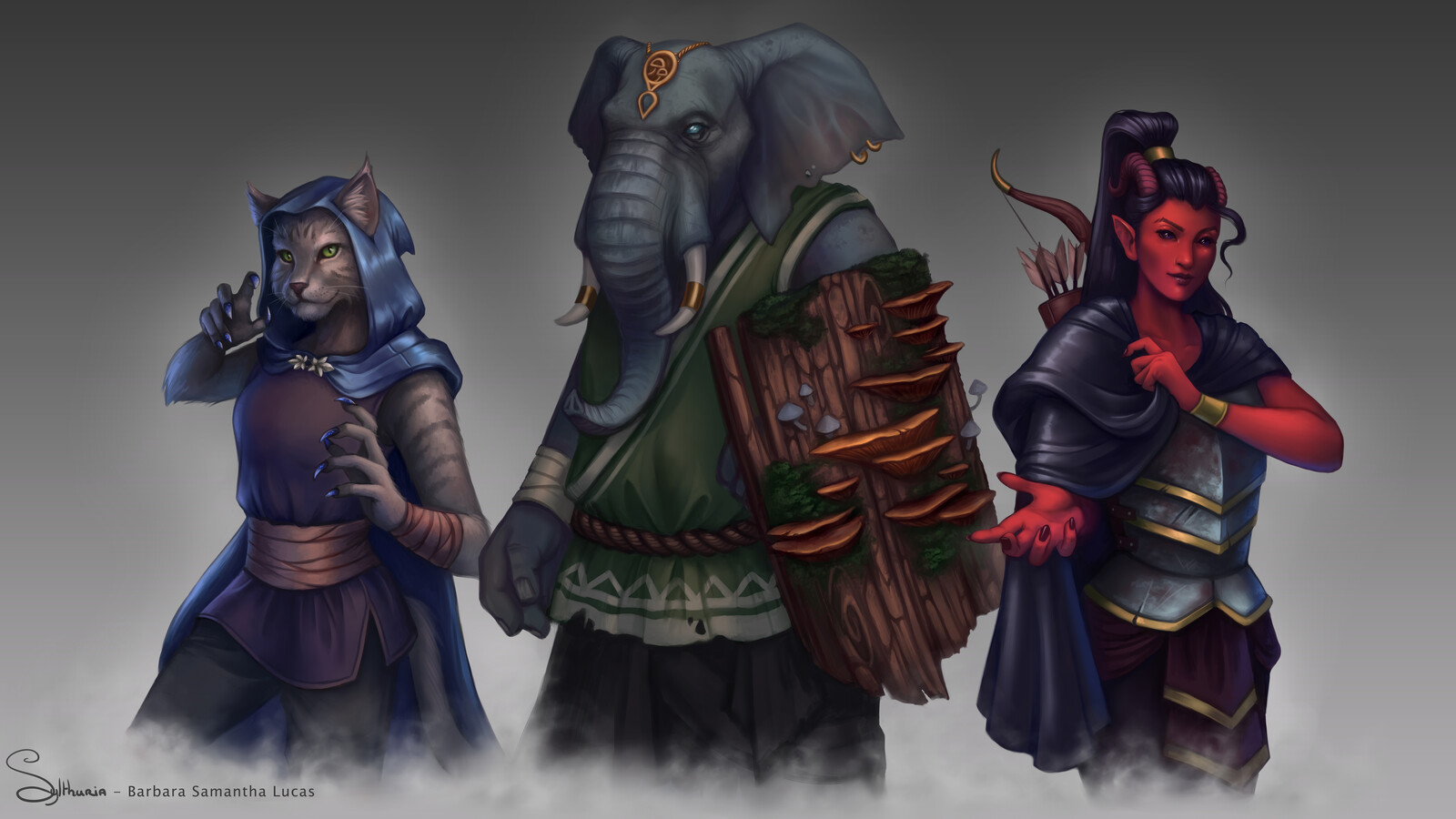 TTRPG group