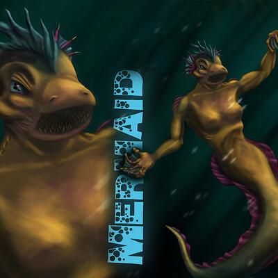 Richard huard mermaid