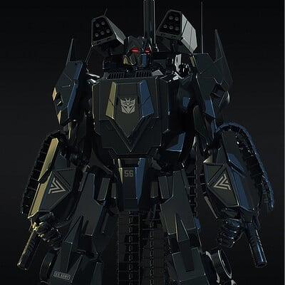 Encho enchev tank transformer concept 1