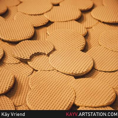 Kay vriend nodevember 01 cookie