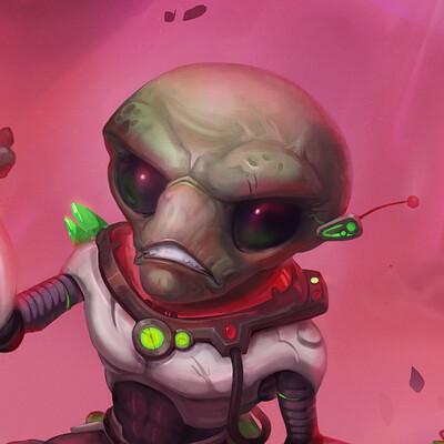 Anderton oliveira alien2