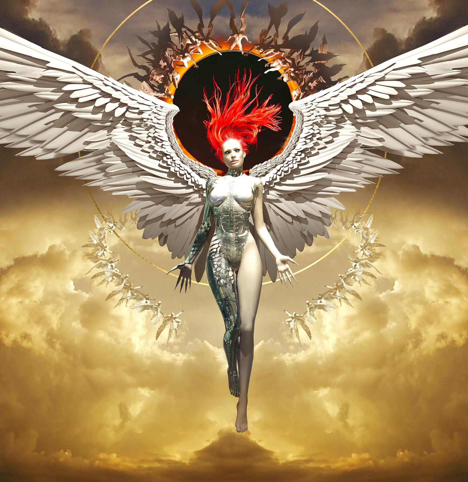 Angel of Metaverse