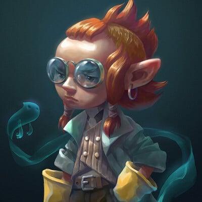 Eva karpati little sx professor