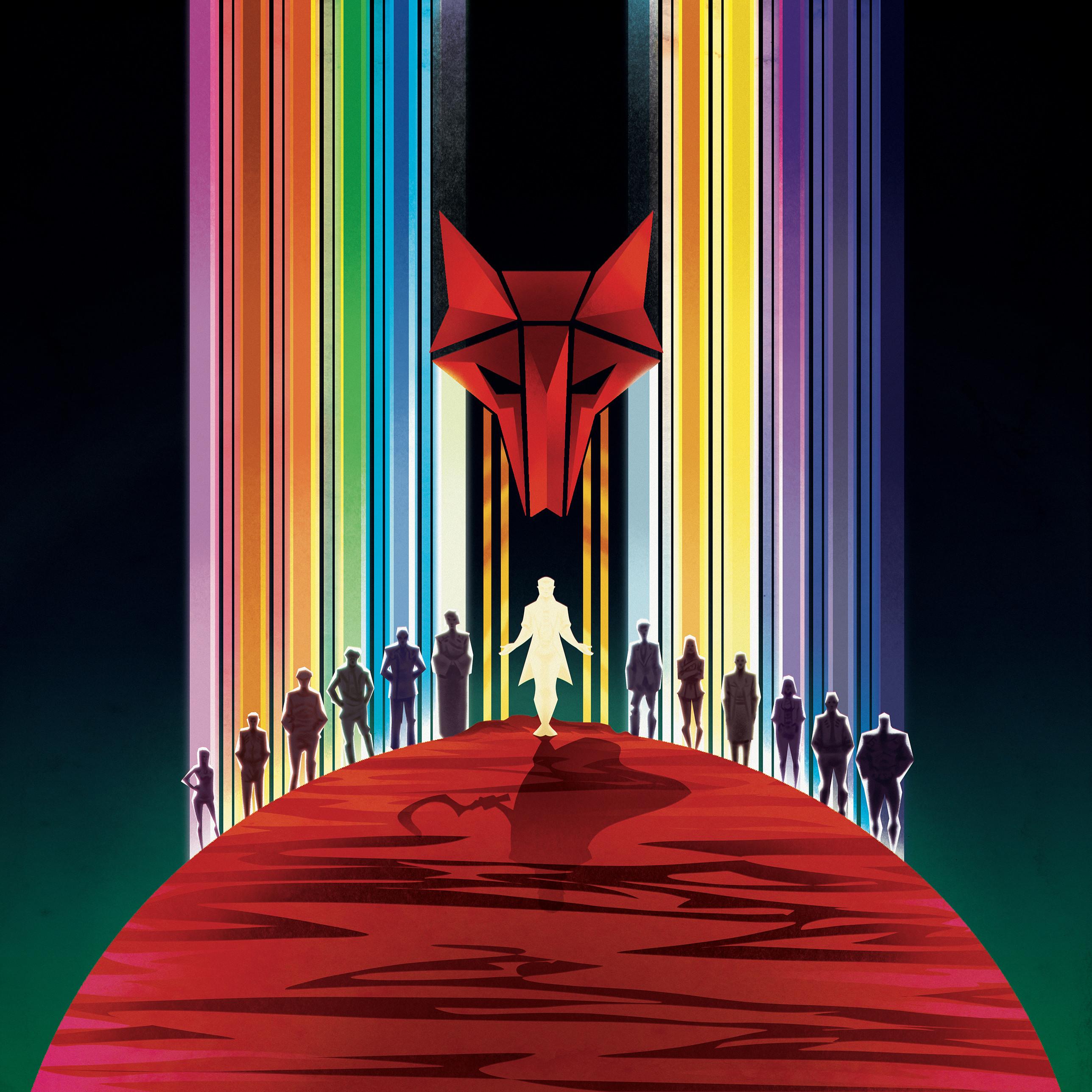 Red Rising box art