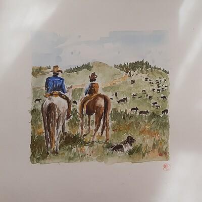 Midori yajima 2014 country ranch 2
