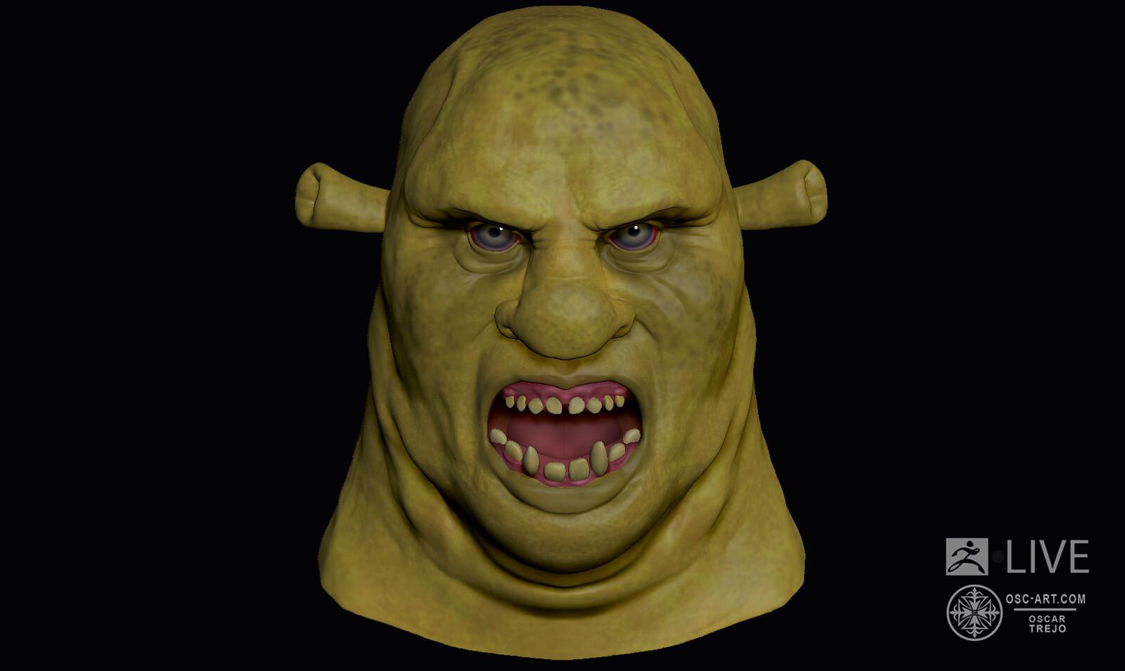 Stream 75 Shrek