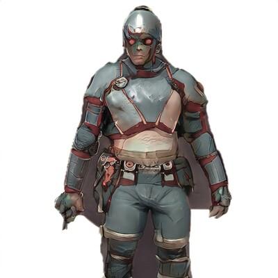 Mark grizenko guard 002 concept