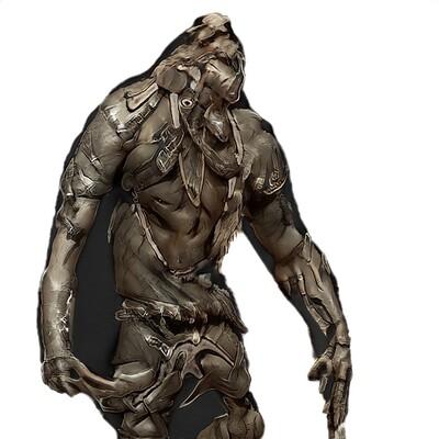 Mark grizenko hunter 001 concept
