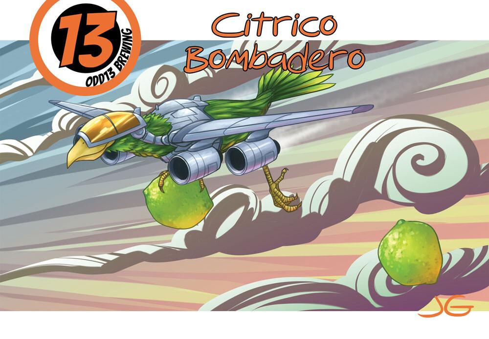 Citrico Bombadero
