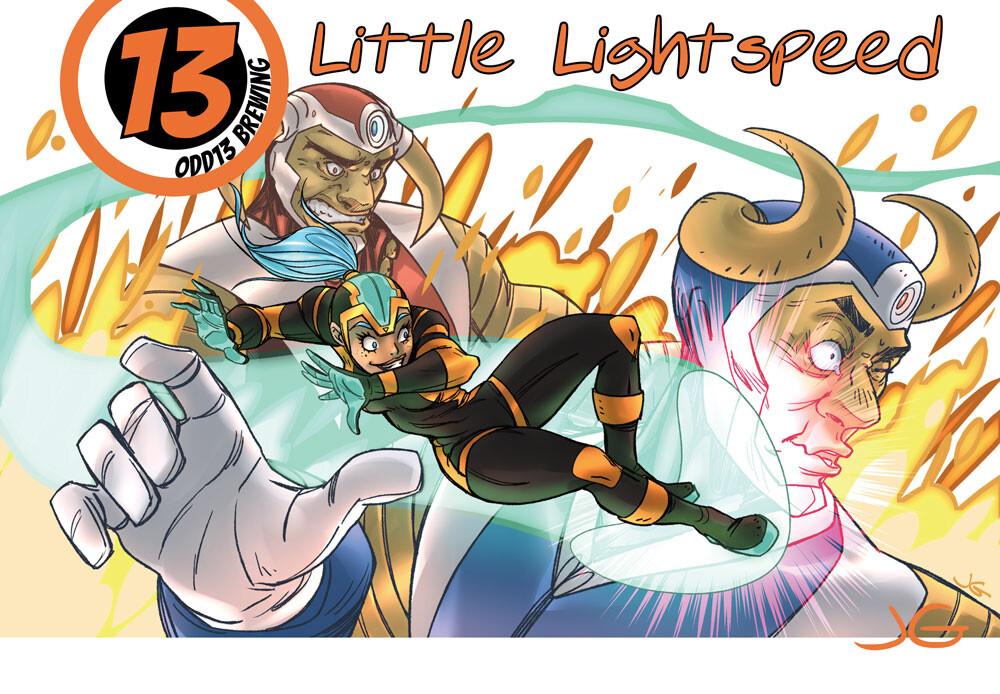 Little Lightspeed