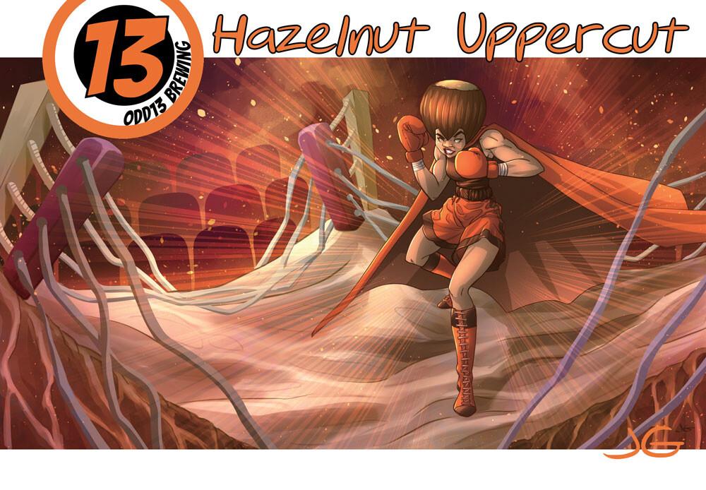Hazelnut Uppercut
