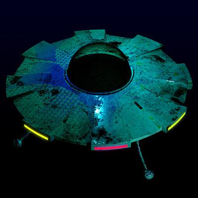Ashley potter spaceship 1