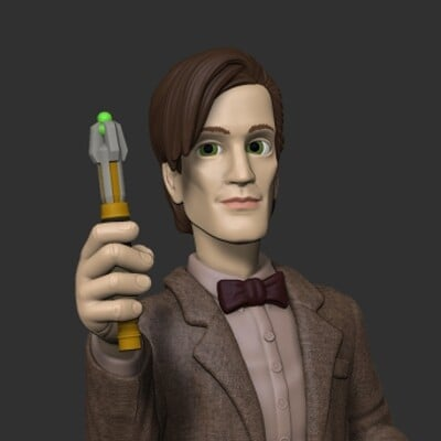 Caitlin ashford 11th doctor