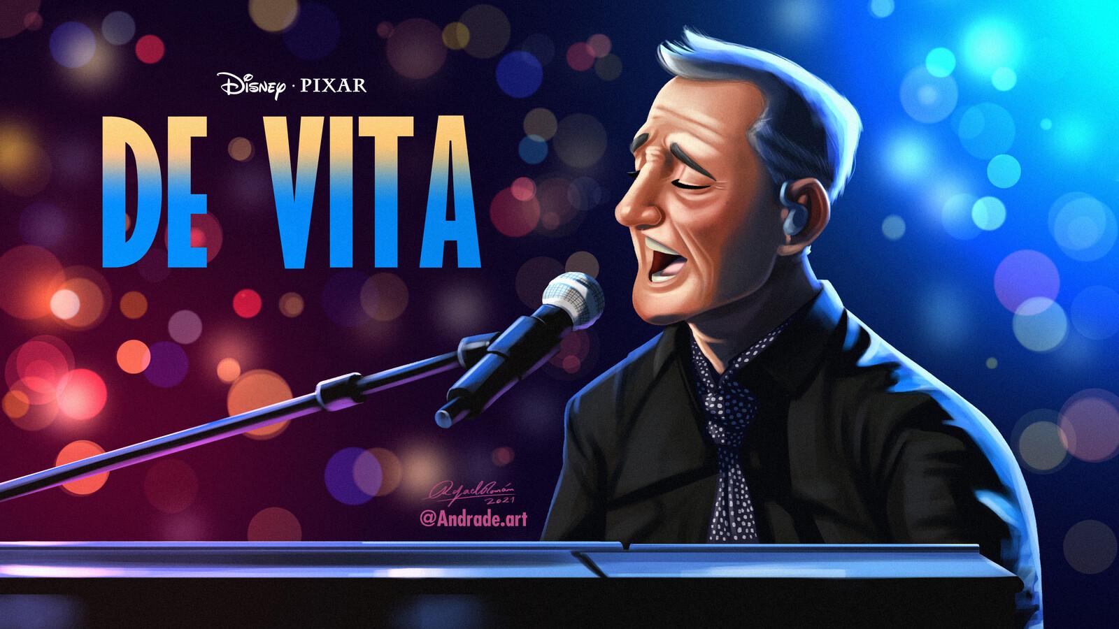 Franco De Vita Movie Concept
