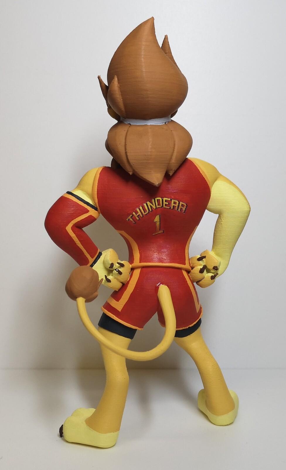 Ace Thunderr Back