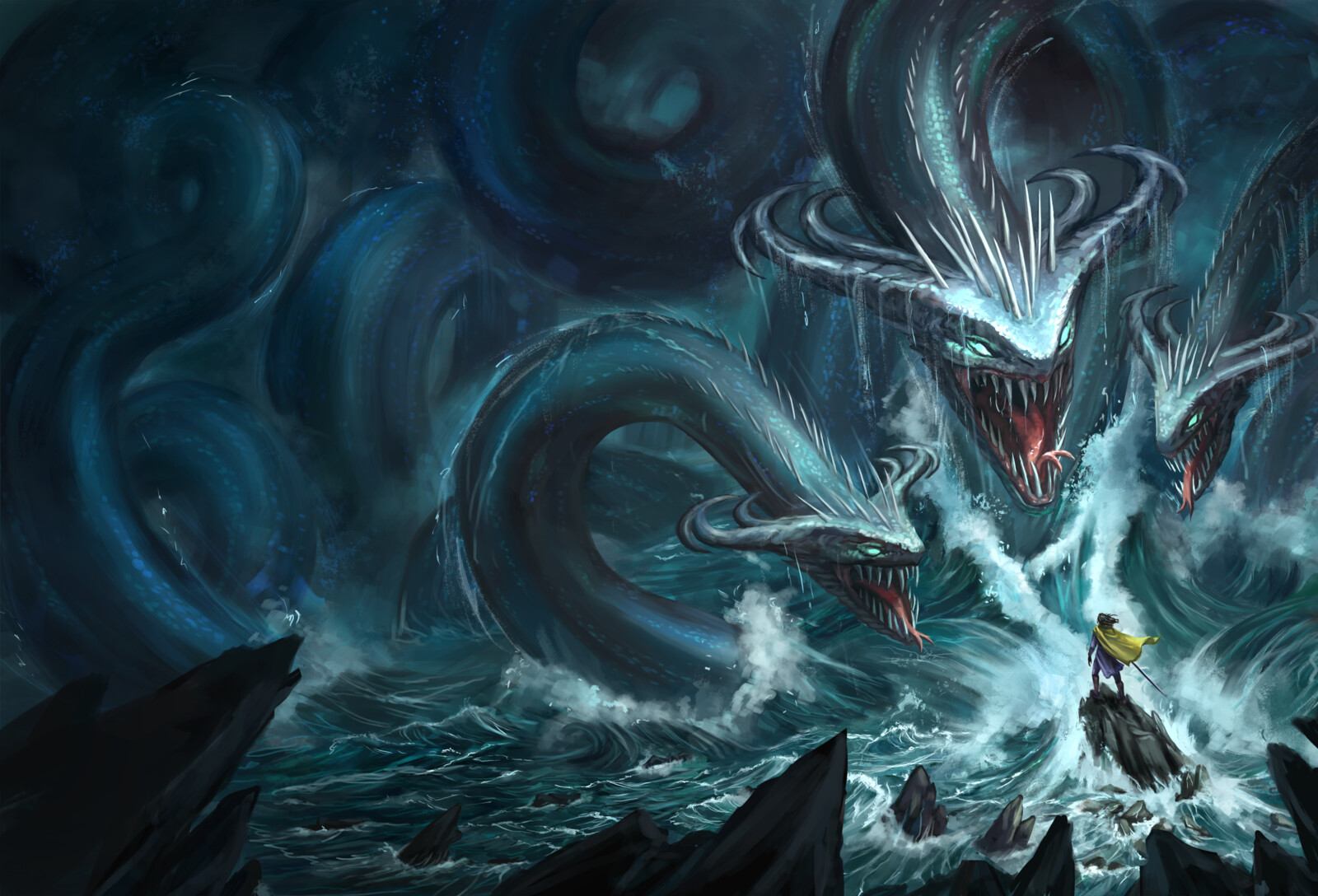 Serpent of the Sea