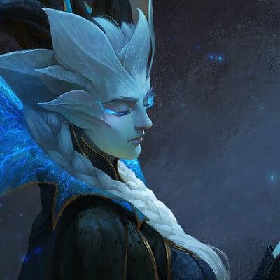 Bayard wu winter queen