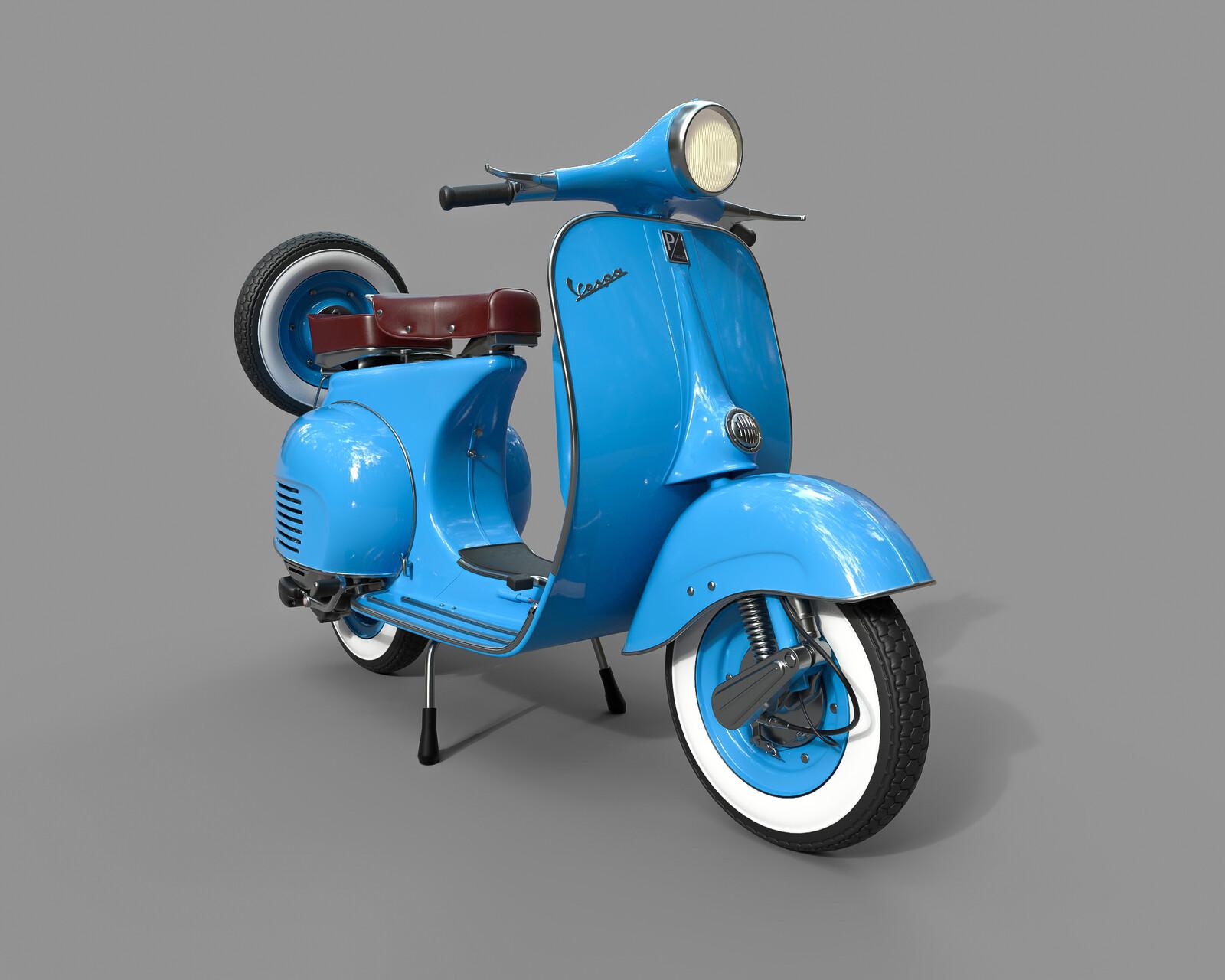 1966 Piaggio Vespa