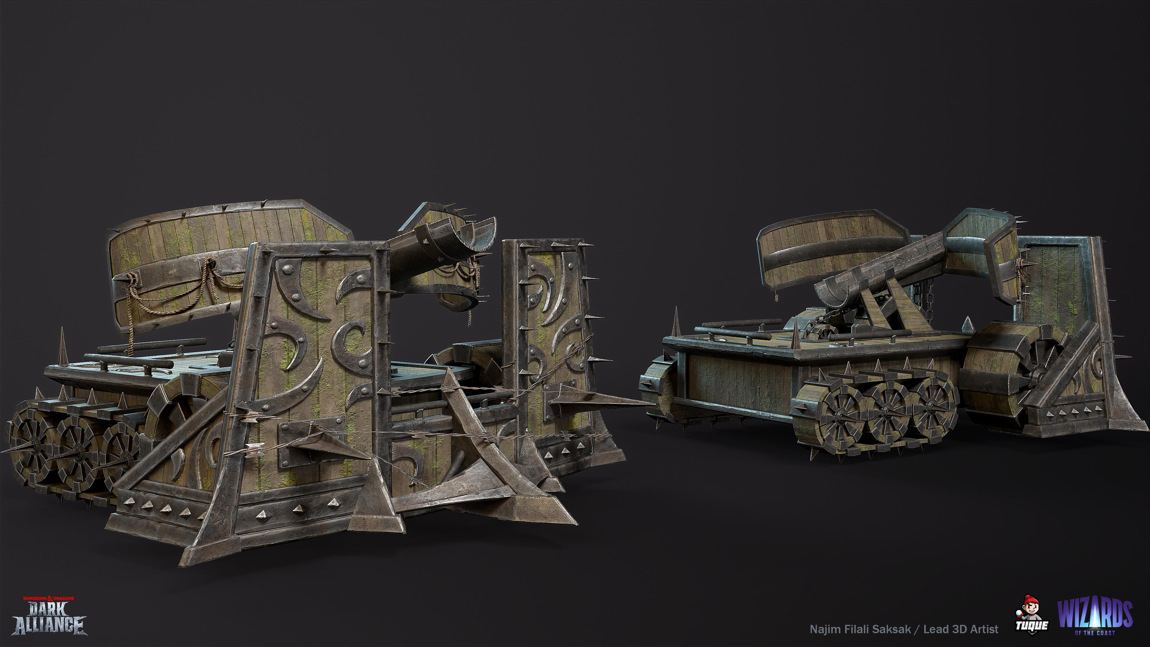 Battle Machine Variant 02