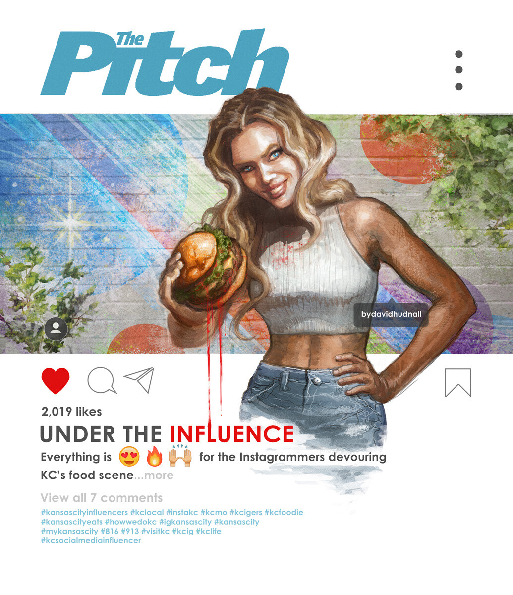 The Pitch cover illustration