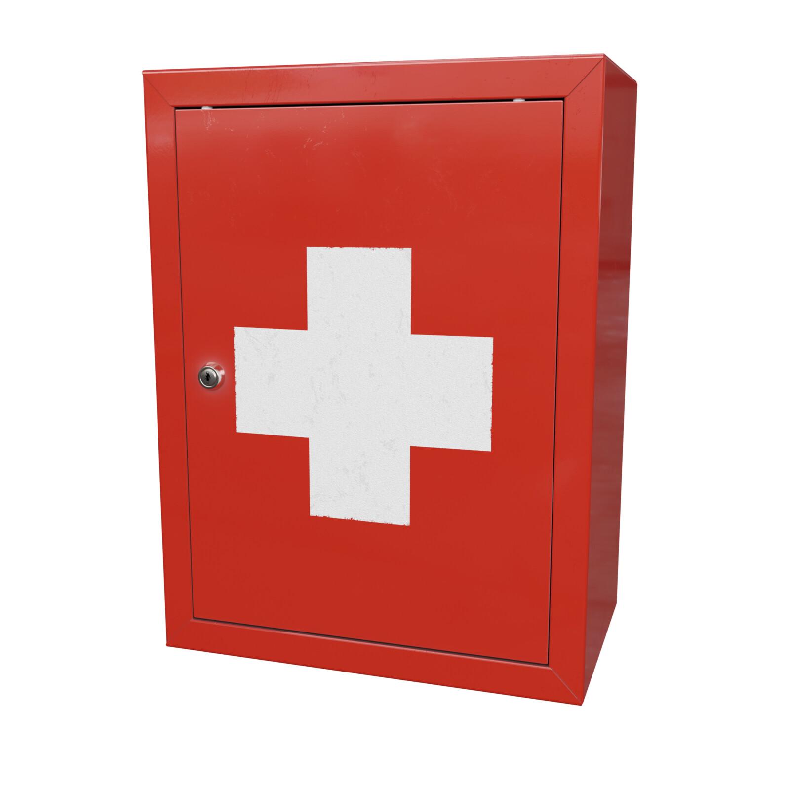 Very simple metal box!