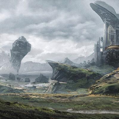 Mark grizenko landscape 001 concept grade