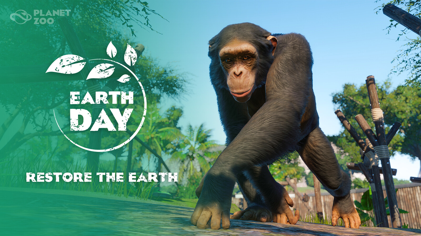 Planet Zoo - Earth Day