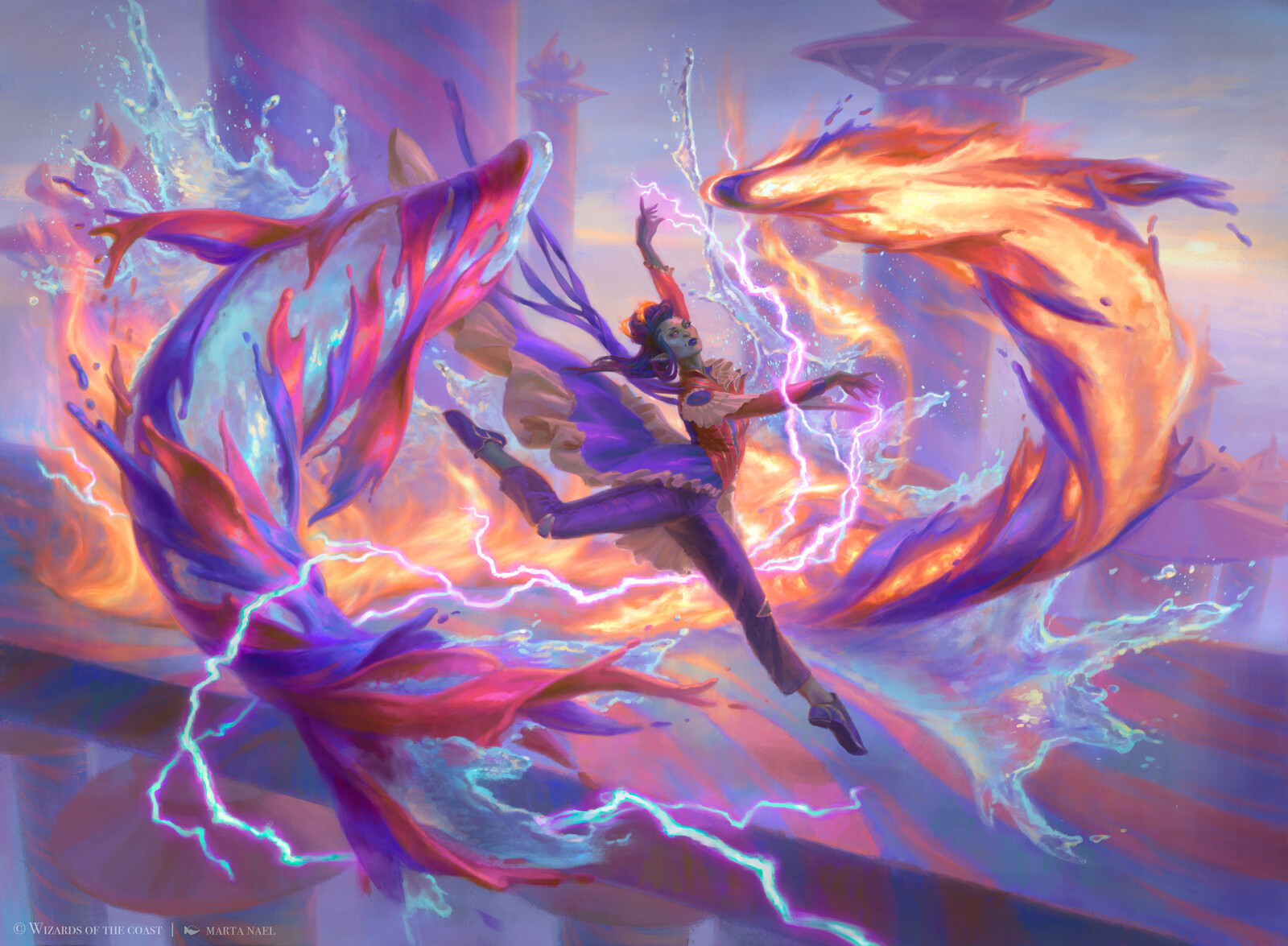 Magic: The Gathering - Elemental Masterpiece
