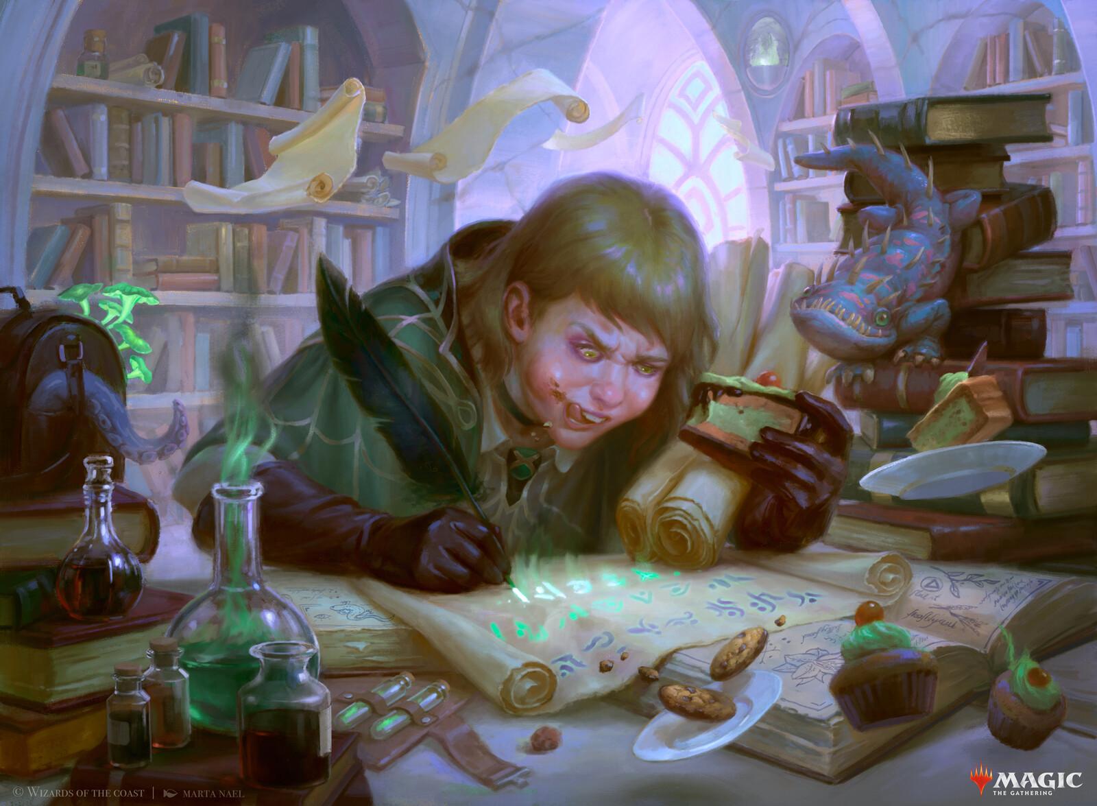 Magic: the Gathering - Cram Session