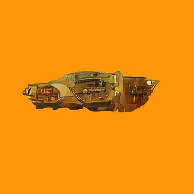 Mark grizenko spaceship 002 b export d orange