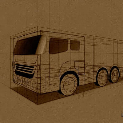 Lee bryan lee bryan art truck july 21