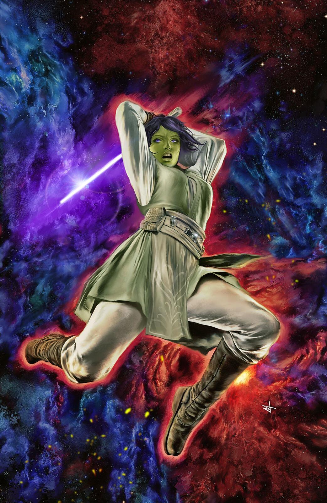 STAR WARS HIGH REPUBLIC #6 Cover