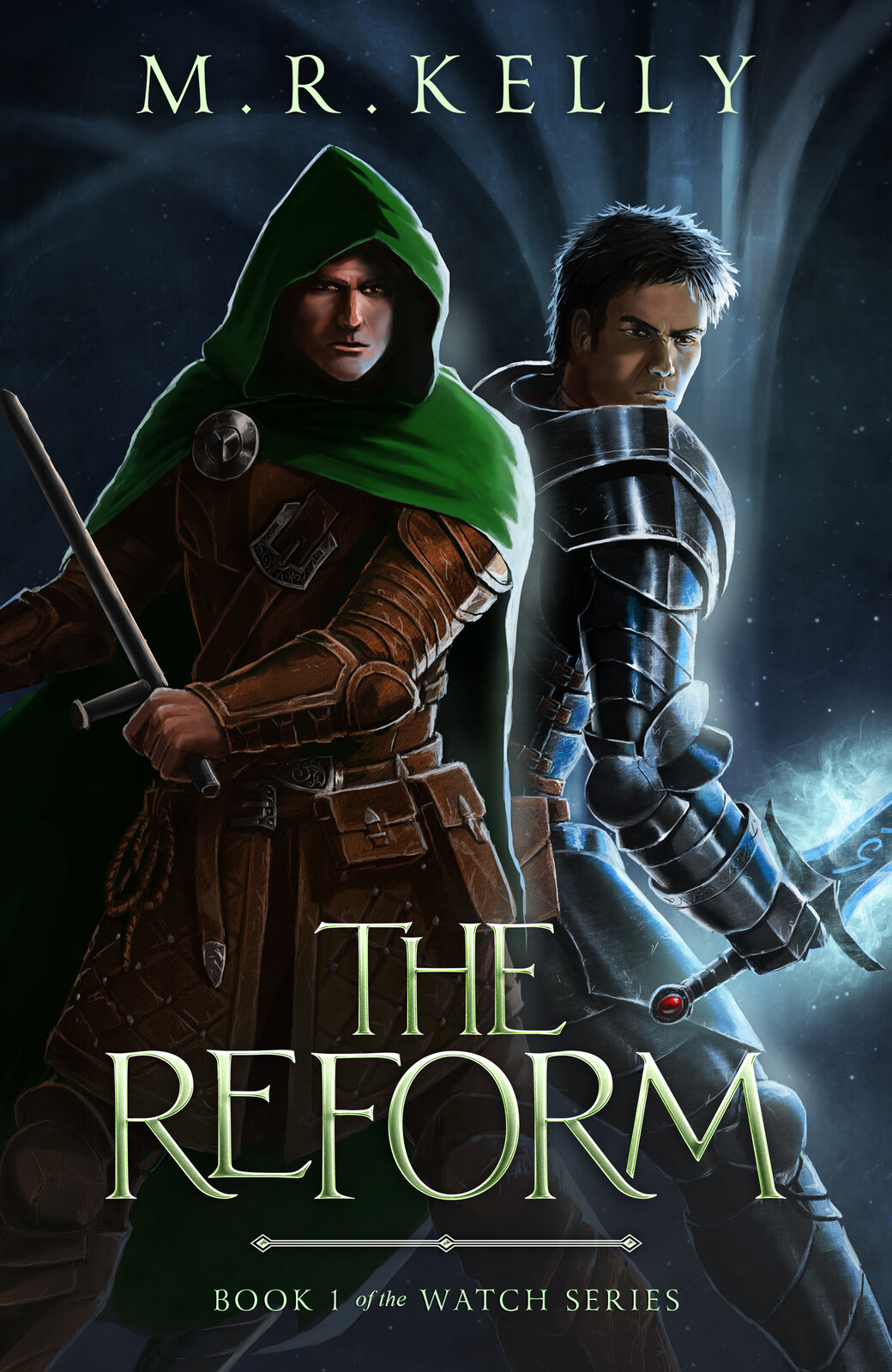The Reform - Book Cover