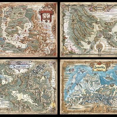 Francesca baerald fbaerald vanrichten maps
