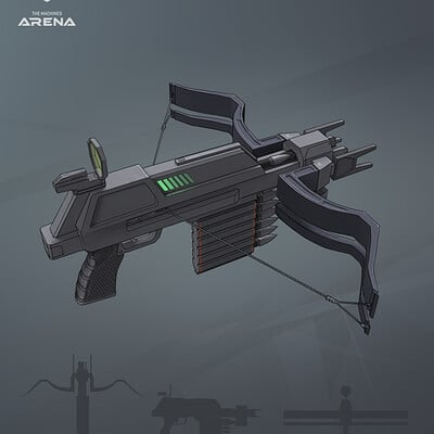 Asgeir jon asgeirsson crossbow