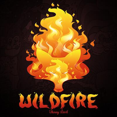 Thorny devil artstation wildfire