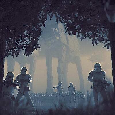 Tegnemaskin troopers