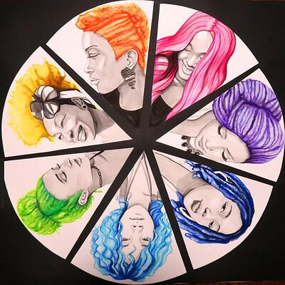 Jadethest0ne color wheel