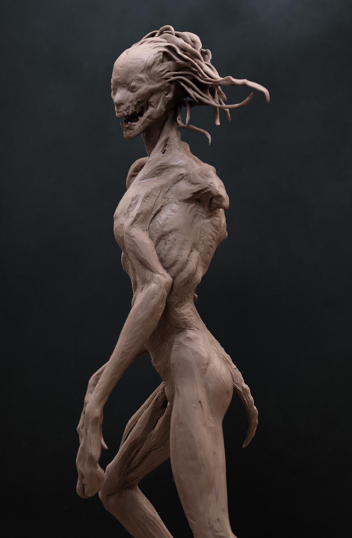Unused Creature Concept (2018)