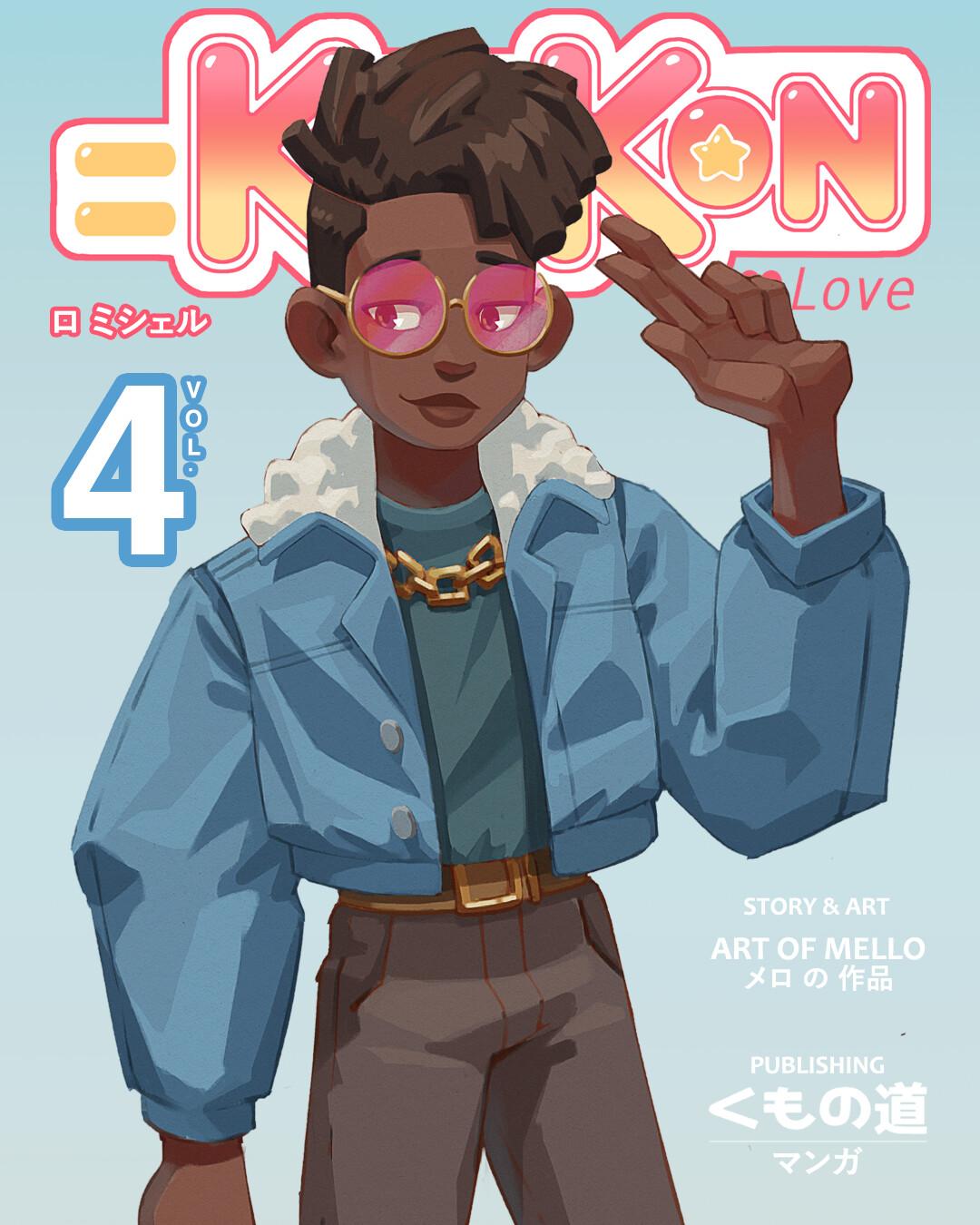KonKon Love Vol.4