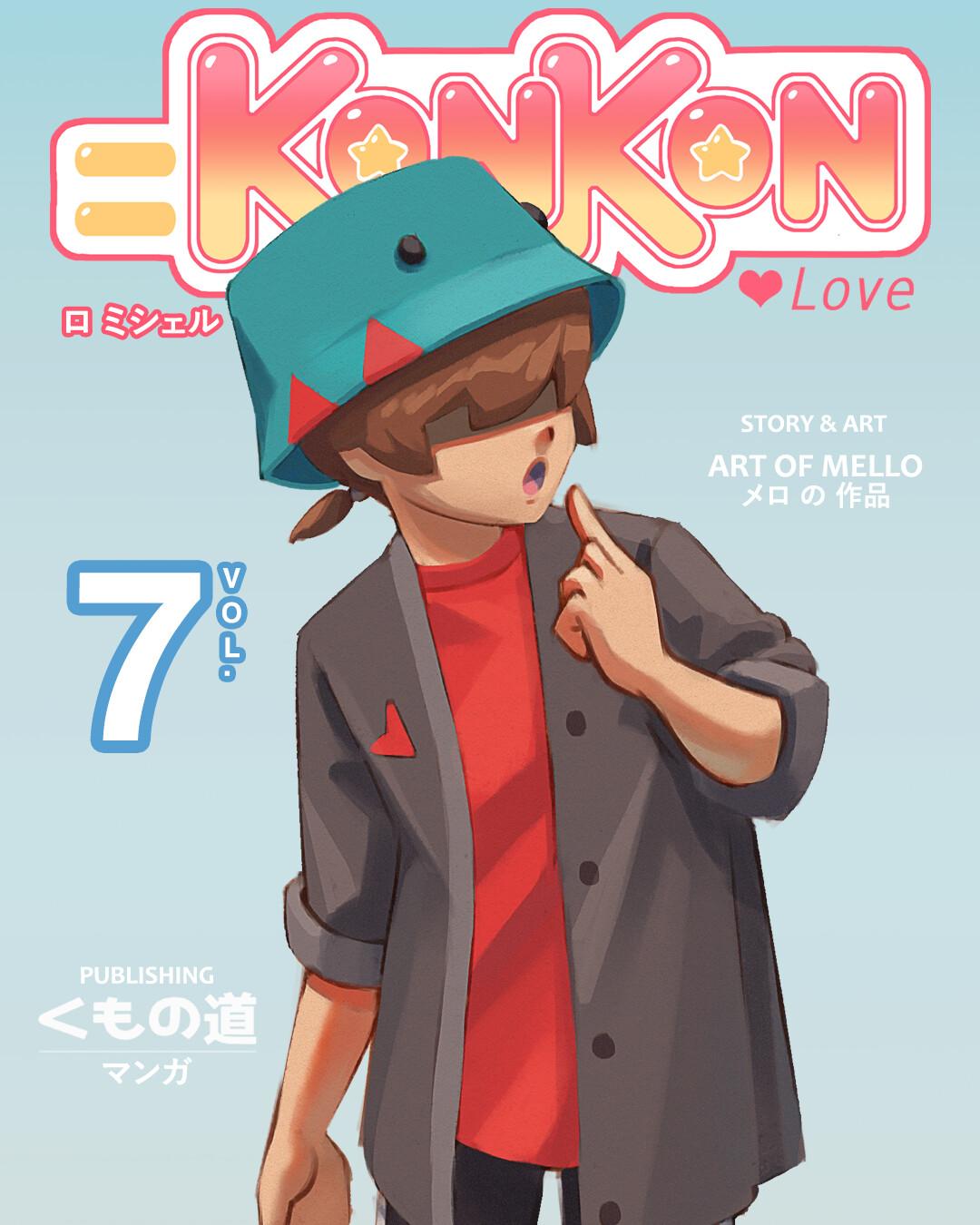 KonKon Love Vol.7