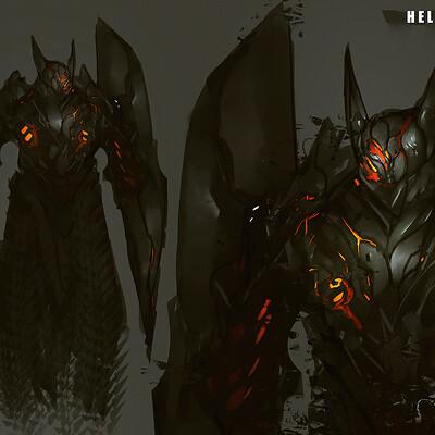 Benedick bana hellbound lores