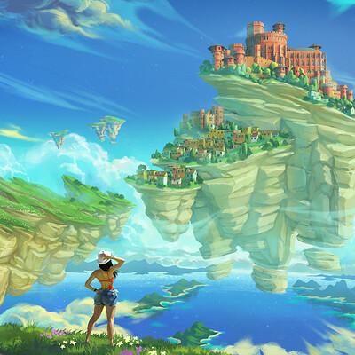 Qianqian liu red castle all